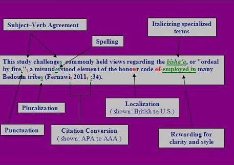 Parasol Academic Editing Citation Localization EDITS 02